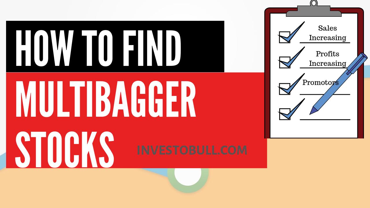 best multibagger stocks investobull