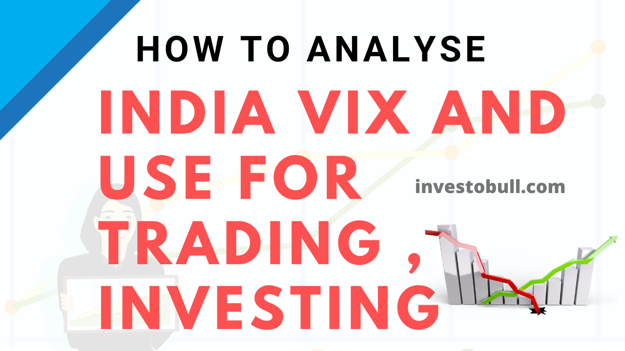 What is india vix , volatility index and how to use it