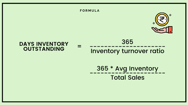 days inventory outstanding