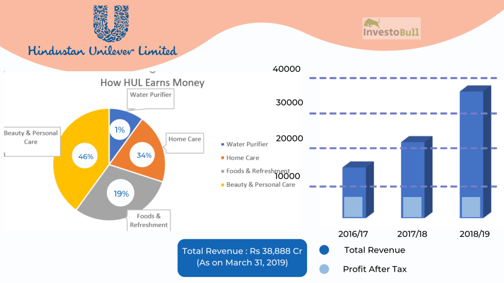 How Hindustan Unilever Limited Earns Money