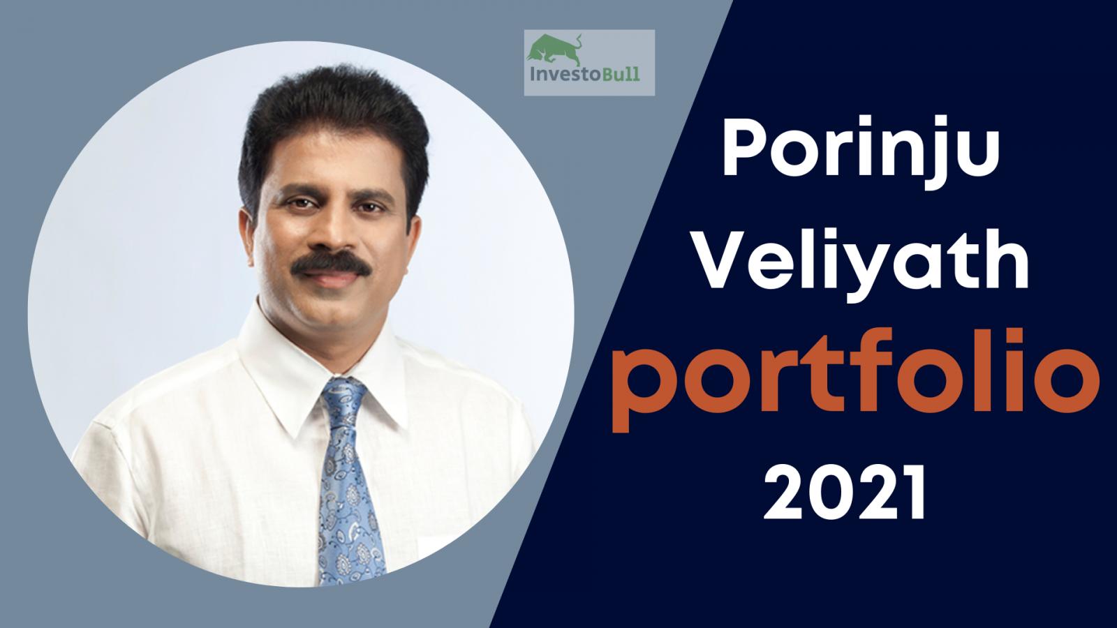 Porinju Veliyath Portfolio