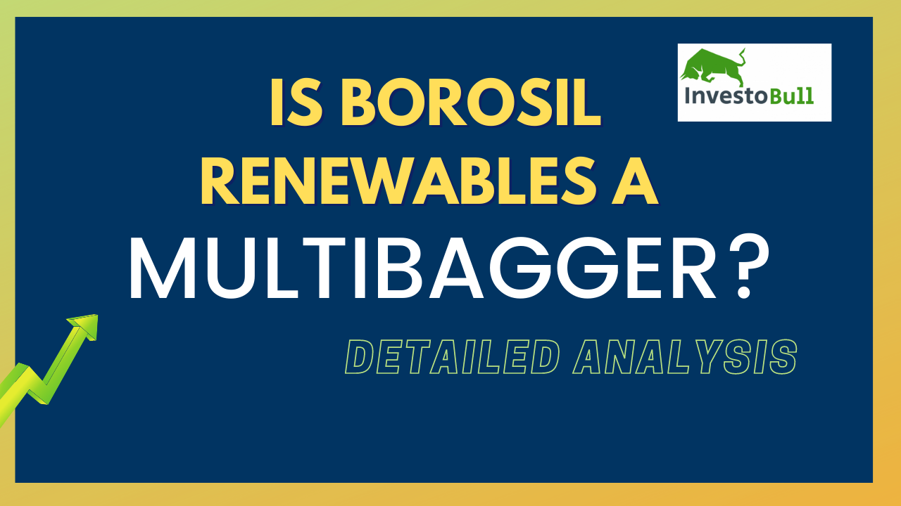 Borosil renewables fundamental analysis