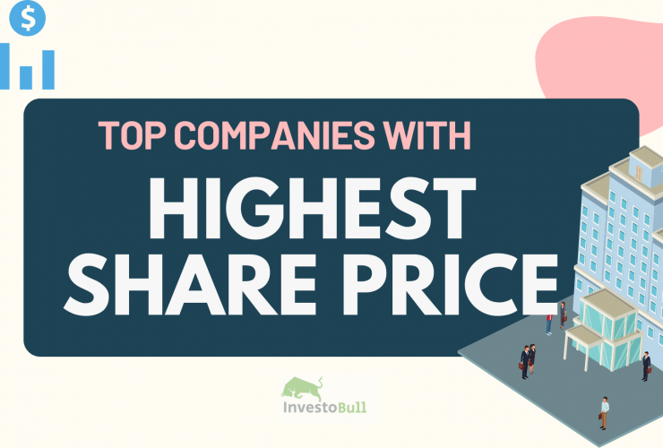 Highest share price in India